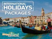 Shipra Travels | International Holiday Packages