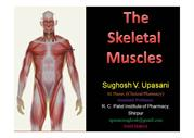 Skeleton Muscle HAP Sughosh