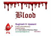 Blood HAP Sughosh