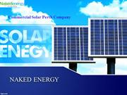 Best commercial Solar Perth Company- Naked Energy
