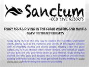 Enjoy Scuba Diving In the Clear Waters and Have a Blast in Your Holida