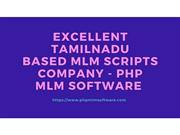 PHP MLM Software - Excellent MLM Script Company