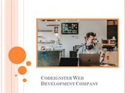 5 Aspects Codeigniter Is Still The Best PHP Framework For Web Apps