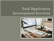 SaaS Application Development Services | SaaS Development Company