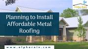 How Many Kind of Metal Roof Offered by Metal Roofing Company?