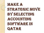 Traditional Accounting and Accounting Software in Qatar