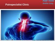 Best physiotherapist for back pain in Delhi | Painspecialist Clinic