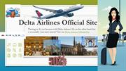 Delta Airlines Reservations Official site