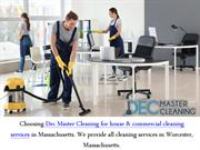 Get Benefits Utilize Commercial Cleaning Services