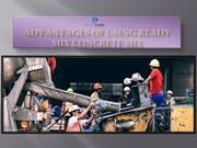 Advantages of Using Ready Mix Concrete Mix