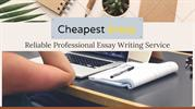 Cheapest Essay Writing Service – Essay Writers for Hire