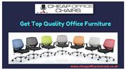 Get Top Quality Cheap Office Chairs And Operator Chairs at Affordable