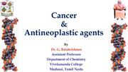 Cancer and Antineoplastic agents GBK