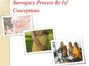 Surrogacy Process By Ivf Conceptions