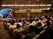 International Education Conferences in March 2020
