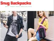 Anti Theft Backpack Australia