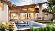 Maintenance Tips for New Swimming Pool Owners of Canoga Park