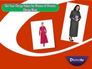 Get Your Clergy Robes for Women At Divinity Clergy Wear