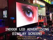 Indoor LED Advertising Display Screens- The LED Studio