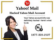 Hacked Yahoo Mail Account Password   Call Yahoo support number