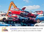 Who Is The BestCar WreckersFirm In New Zealand?