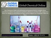 Buy Chemicals Online From Your Best Store | Buy Chemicals Online