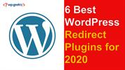 6 Best WordPress Redirect Plugins for 2020pptx-converted