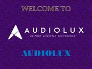 Custom av | Audiolux | AV Installation Liverpool