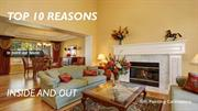 Top 10 reasons to paint your house inside and out