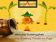 Easy Way to Book Pandit Online for Puja
