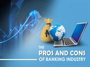 Pros and cons of internet banking industry