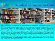 Study Material for Pre-School to Pre-University Level