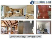 Commercial Remodeling in San Francisco Bay Area