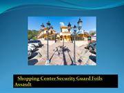 Best Commercial Retail Security Guard Services Company