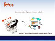 ecommerce development company India