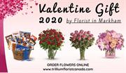 Best Valentine Day Gift Idea 2020 by Florist in Markham