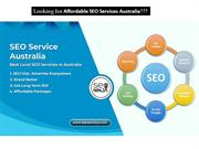 SEO Services in Australia Based on a positive ROI