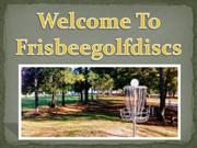 Finding The Best Frisbee Golf Sets Suppliers Online – Choose Wisely