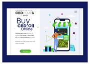 CBD Oil for Sale - Buy CBD Oil - CBD Gummies - CBD Hemp X