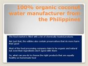 All-Natural Coconut Water for Sale –Buy Refreshing Drink Conveniently