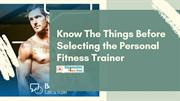 Best Personal Fitness Trainer - Rejuvenation Fitness Group