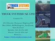 Truck Mechanic in Auckland