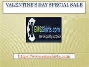 VALENTINE'S DAY SPECIAL SALE