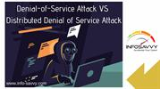 Concepts of Denial-of-Service Attack & Distributed Denial of Service-i