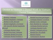 dental tourism packages