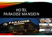 4 Star Hotels in Mussoorie Book | HOTEL PARADISE MANSION