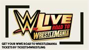 Discount WWE Road To Wrestlemania Ticket