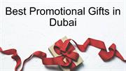 best promotional gifts in dubai