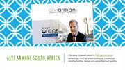 FUE Hair Clinic in Africa  Alvi Armani South Africa