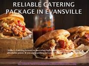 Millers BBQ Catering Evansville In